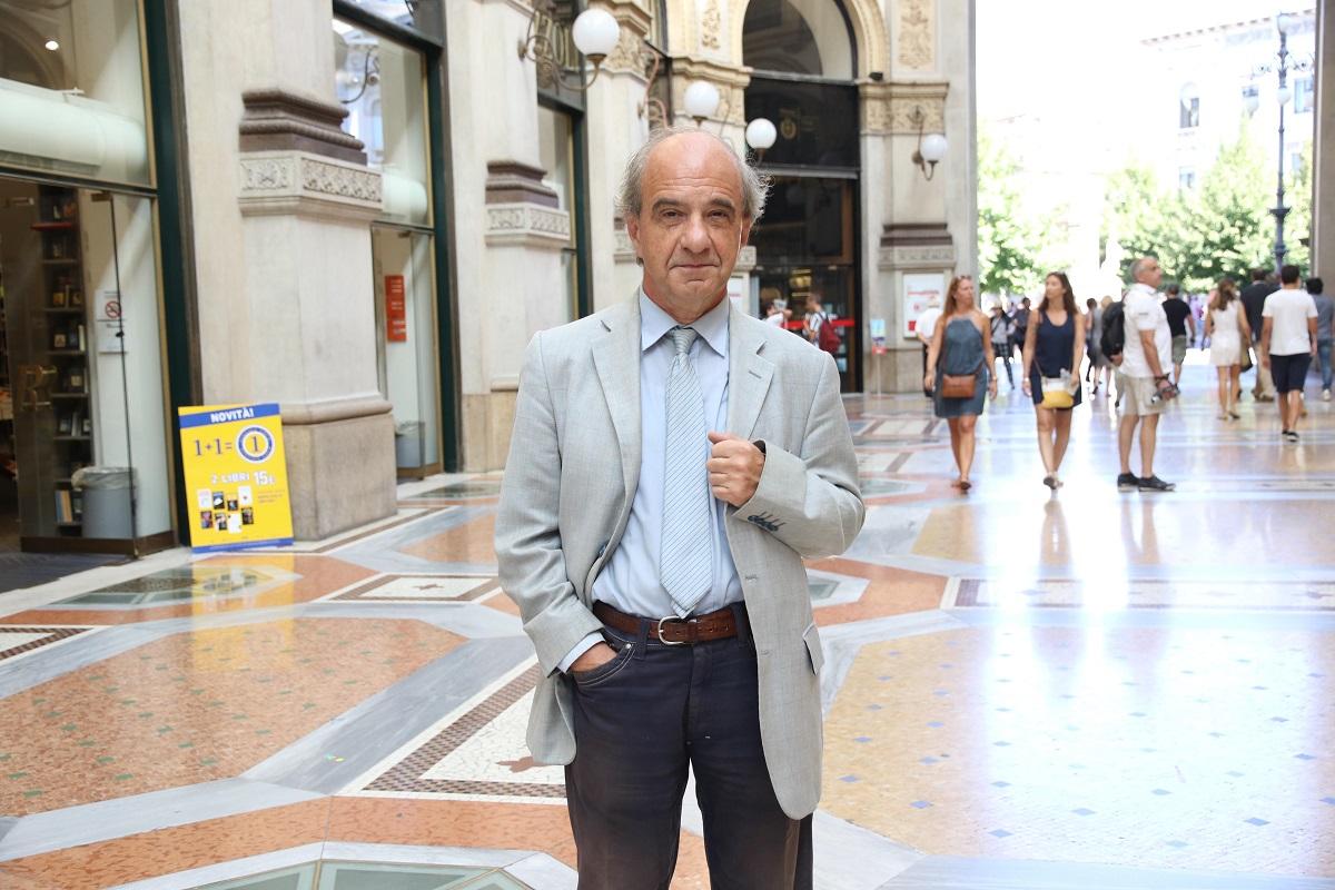 Dario Fertilio: Bajka izvan misteriozne crte – razgovor s autorom